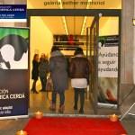 El evento tuvo lugar en la galería de Ester Montoriol.